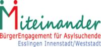 Logo der Flüchtlingsinitiative MITEINANDER